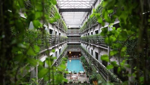 Clientes de hoteles: verdes pero no tanto