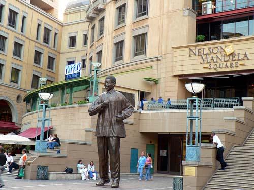 Un circuito dedicado a la memoria de Nelson Mandela