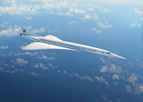 ¿Vuelve el Concorde?