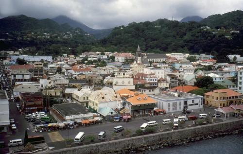 Dominica: el primer país sin plásticos