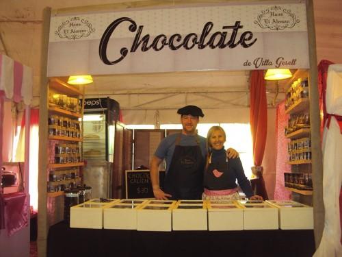 Se viene la Fiesta del Chocolate en Villa Gesell