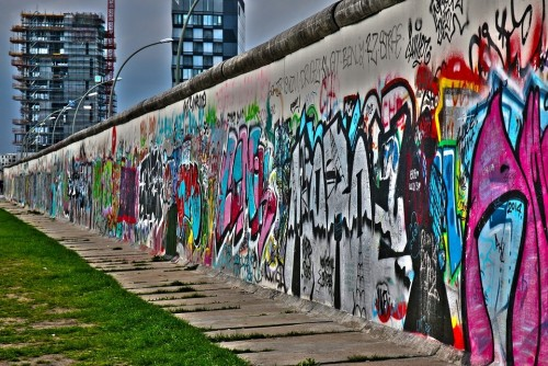 ¿Un nuevo Muro de Berlín?