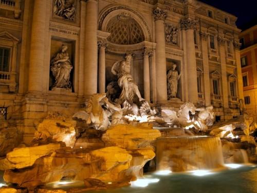 Los monumentos de Roma pagan las consecuencias