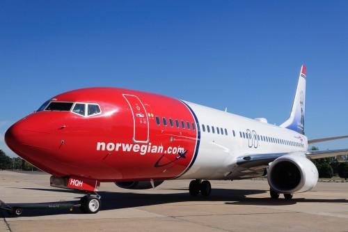 Norwegian vuela en octubre por la Argentina