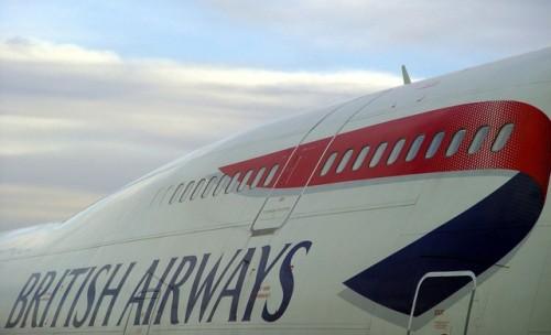 Robo de datos de clientes de British Airways
