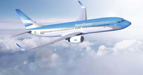 Aerolíneas reprograma vuelos para el martes 25