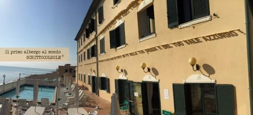 La idea increíble (y romántica) de un hotel italiano