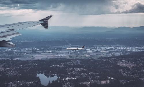 12 millones de personas viajan hoy en avión