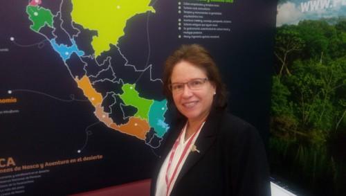 Sandra Doig, Subdirectora de PromPerú