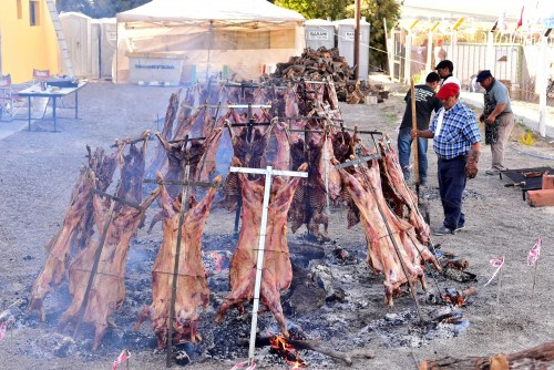 Fiesta del Cordero 2018 en Puerto Madryn