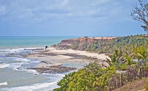 Descubrí Praia de Pipa y sus arenas de oro