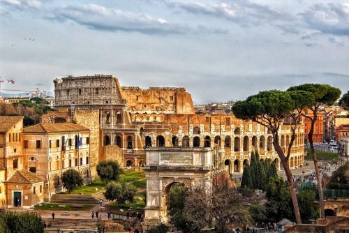 Ahora se puede visitar Roma tal como era en tiempos antiguos