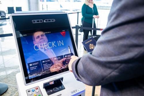 Atlanta tiene la primera terminal biométrica de EEUU