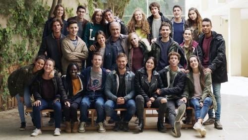 Existe el Instituto de Merlí, en Barcelona