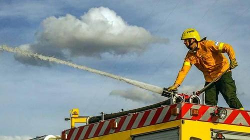 Prevención de incendios forestales en Patagonia