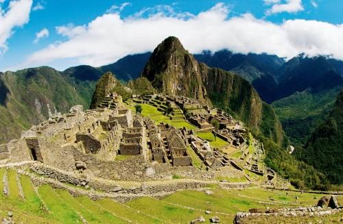 Machu Picchu: la mejor atracción del mundo