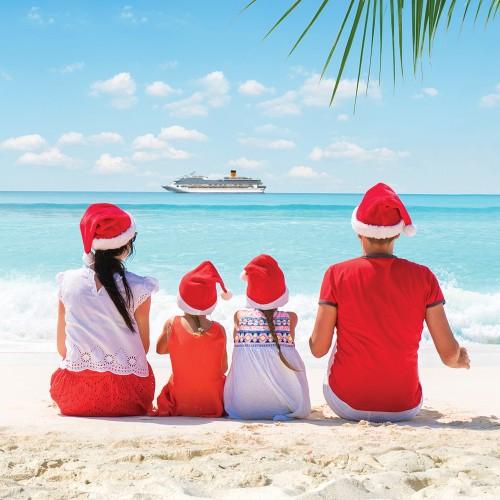 Navidad y Año Nuevo a bordo de Costa
