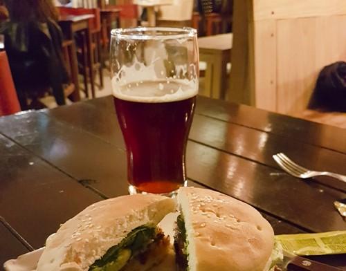 Una cervecita en Miramar