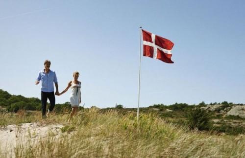 La bandera danesa cumple 800 años en 2019