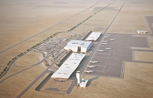 Un nuevo aeropuerto internacional en Israel