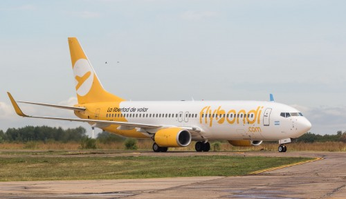 Flybondi agrega rutas low-cost