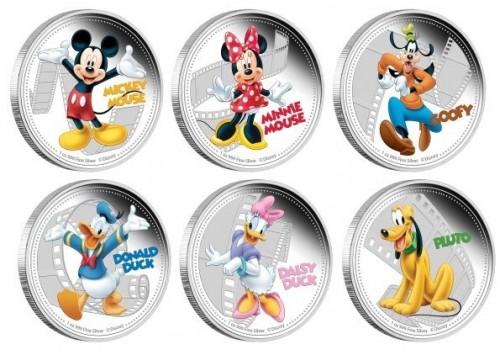En la isla de Niue puedes pagar con monedas de Mickey Mouse