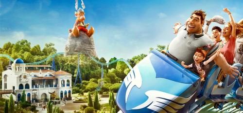 El Parque de Asterix festeja 30 años
