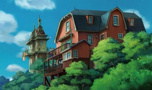 Ghibli abrirá su parque temático en 2022