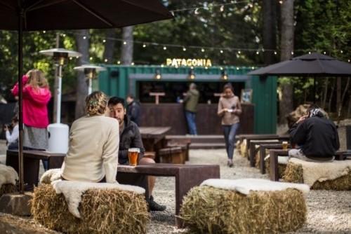 Cerveza desde la Patagonia a la costa