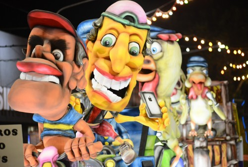 El mayor carnaval bonaerense se vive en Lincoln
