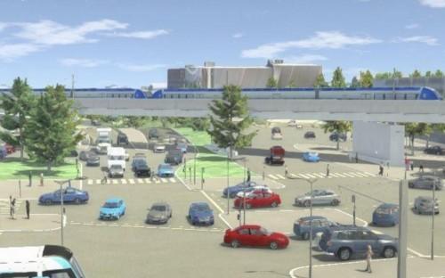 Un tren rápido unirá París al aeropuerto Charles de Gaulle