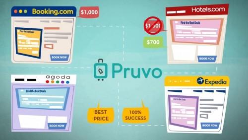 Pruvo lanza una app para seguir ahorrando en alojamientos
