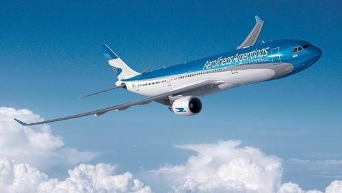 La nueva tarifa de Aerolíneas Argentinas