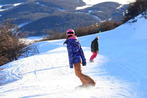 Temporada de invierno 2015 en el centro más austral del mundo