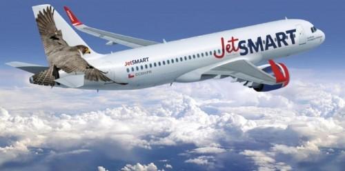 Jetsmart pone a la venta los pasajes de su red argentina