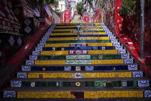 Los cinco sitios más fotografiados de Brasil