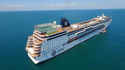 Tres barcos de MSC en Buenos Aires para el verano 2020