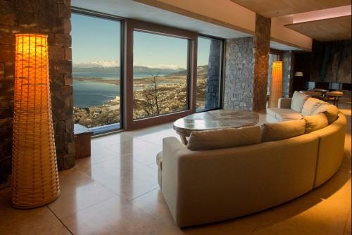 El mejor hotel de lujo de Argentina está en Tierra del Fuego