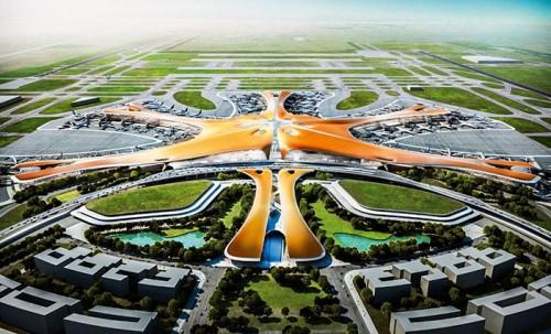 La capital china tendrá el mayor aeropuerto del mundo