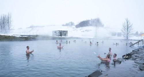 La laguna secreta de Islandia