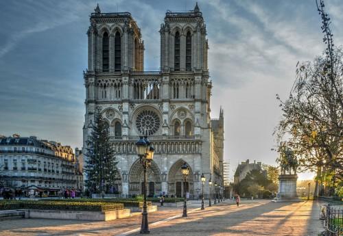 Notre-Dame de París: como era antes del incendio