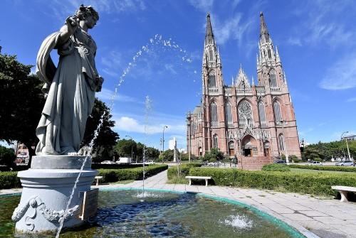 Un Via Crucis musical en La Plata para Pascua