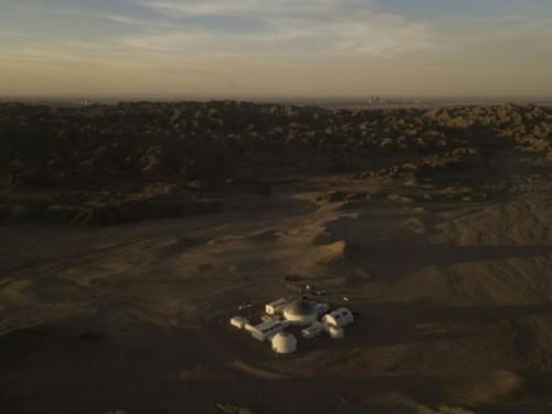 Es posible viajar a Marte, pero en ...China