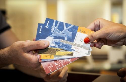 En el País Vasco: se paga en euro o en eusko