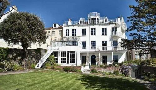 Reabre la casa de Victor Hugo en Guernsey