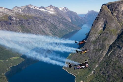 Jetpack: ¿pronto una nueva forma de viajar?