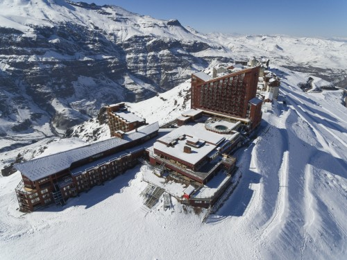 Valle Nevado lanza su temporada 2019