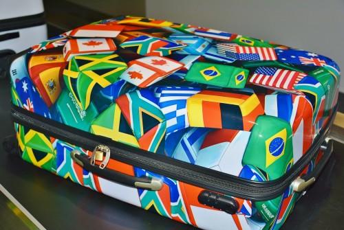 Nueva reglamentación para valijas en Brasil