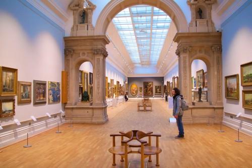 El Louvre organizará visitas privadas