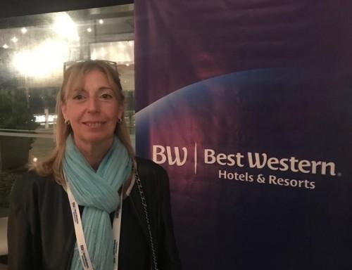 Lily Motisi, Partner desarrolladora de Best Western para Argentina y Uruguay